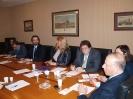 Incontro con la Delegazione Rumena